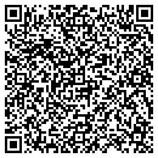 QR-код с контактной информацией организации АК КАЙЫН ТОО