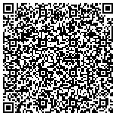 QR-код с контактной информацией организации 1-ПВХ-ЗАВЕСА, ООО