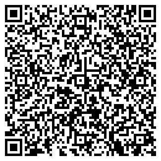 QR-код с контактной информацией организации ООО ВОЛГА