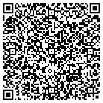 QR-код с контактной информацией организации ООО МЕДЛАЗ-НЕВА