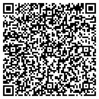 QR-код с контактной информацией организации ЗАО КАСКАД