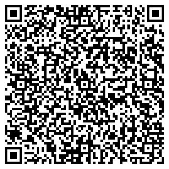 QR-код с контактной информацией организации ПОЖСЕРВИС-М, ЗАО