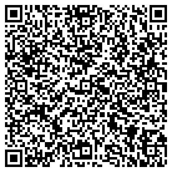 QR-код с контактной информацией организации ДУШЕВЫЕ КАБИНЫ