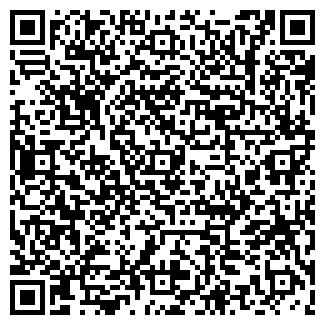 QR-код с контактной информацией организации РАО ТЭК, ООО