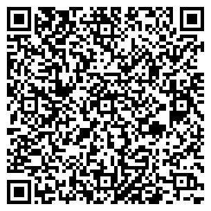 QR-код с контактной информацией организации АЛАДИН