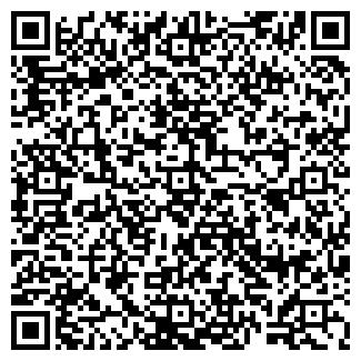 QR-код с контактной информацией организации АЛАТАУ-ДИЗАЙН ТОО