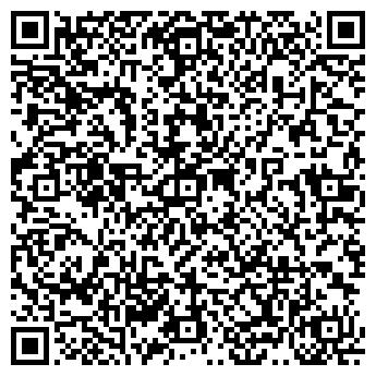 QR-код с контактной информацией организации ATHLETIQUE