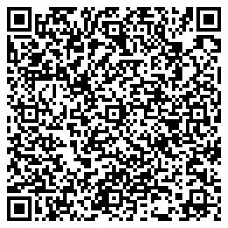 QR-код с контактной информацией организации АЛЕВА ТОО