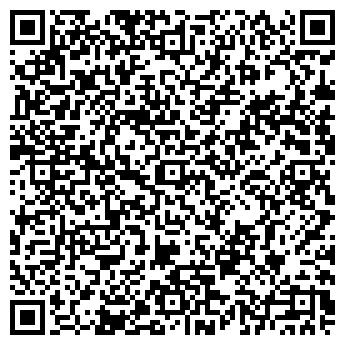 QR-код с контактной информацией организации БИЗХОСТ, ООО