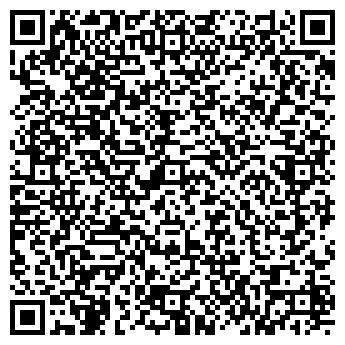 QR-код с контактной информацией организации MENU.RU