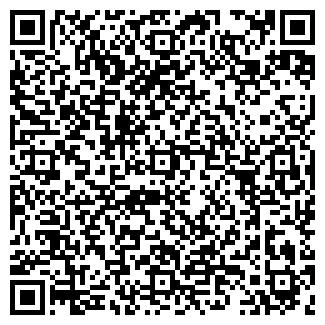 QR-код с контактной информацией организации АЛЕМ-ФАРМ