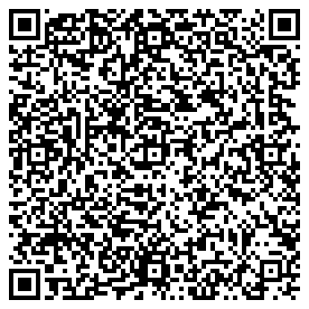 QR-код с контактной информацией организации OBERON DESIGN