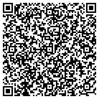 QR-код с контактной информацией организации ИНПРОЕКТРЕЧТРАНС, ОАО