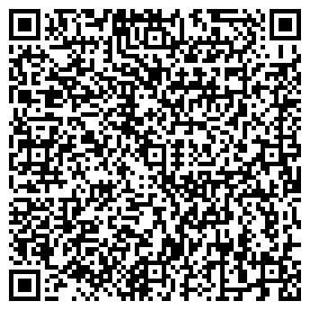 QR-код с контактной информацией организации АФИНА РПК, ООО
