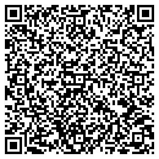 QR-код с контактной информацией организации КАЙМАН ОП