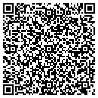QR-код с контактной информацией организации МАН, ООО