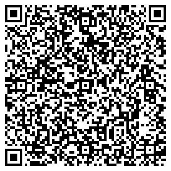 QR-код с контактной информацией организации ИНВЕСТПРОЕКТ, ООО