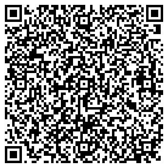 QR-код с контактной информацией организации ТРИКОТАЖ-1, ЗАО