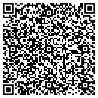 QR-код с контактной информацией организации АКБАР