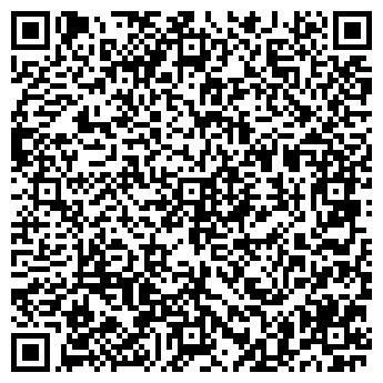 QR-код с контактной информацией организации ЧУЛАН КАФЕ-БАР