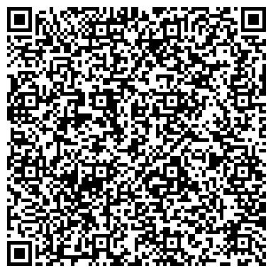 QR-код с контактной информацией организации Алматинский центр банковского обучения