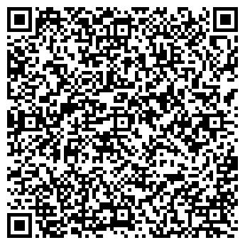 QR-код с контактной информацией организации ГАГАРИНСКИЕ БАНИ