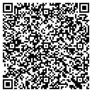 QR-код с контактной информацией организации САУНКЛУБ