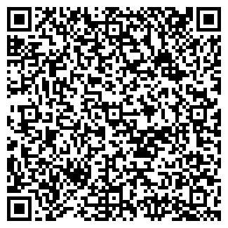 QR-код с контактной информацией организации КСК ТРАК