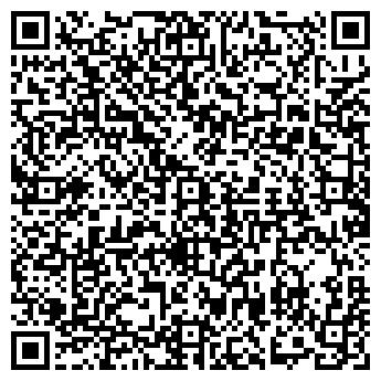 QR-код с контактной информацией организации ДОКТОР ПЛЮС, ЗАО