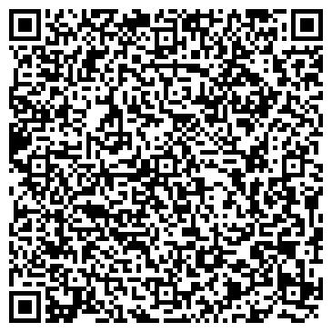 QR-код с контактной информацией организации ВЕТЕРИНАРНАЯ ПРАВОБЕРЕЖНАЯ КЛИНИКА