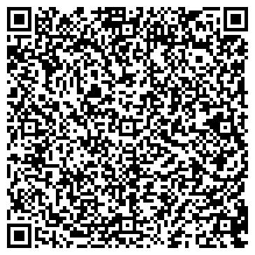 QR-код с контактной информацией организации ВЕТЕРИНАРНАЯ СТАНЦИЯ НЕВСКОГО РАЙОНА