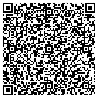 QR-код с контактной информацией организации НЕЖНЫЙ ЗВЕРЬ