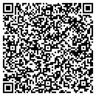 QR-код с контактной информацией организации ЗАО СНЭК
