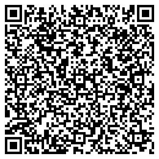 QR-код с контактной информацией организации АМЕС