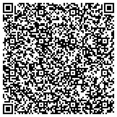 QR-код с контактной информацией организации УНИВЕРСИТЕТА ТЕЛЕКОММУНИКАЦИЙ ИМ. М. А. БОНЧ-БРУЕВИЧА ОБЩЕЖИТИЕ РЫБАЦКОЕ