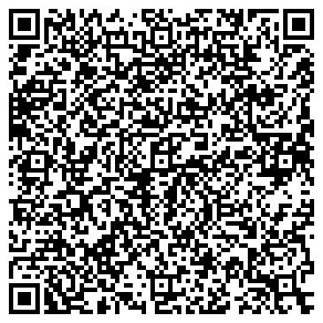 QR-код с контактной информацией организации АЛЬБАТРОС-СЕРВИС