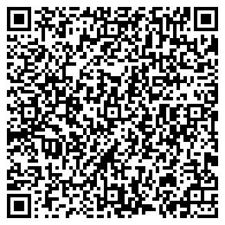 QR-код с контактной информацией организации ТЭВОС