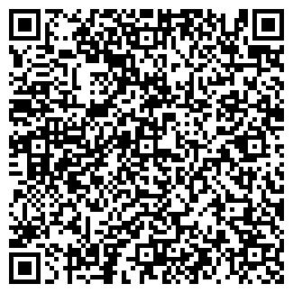 QR-код с контактной информацией организации KANDA SOFTWARE