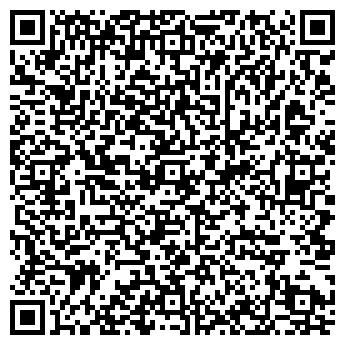 QR-код с контактной информацией организации AVES ВЫСТАВОЧНЫЙ ЗАЛ