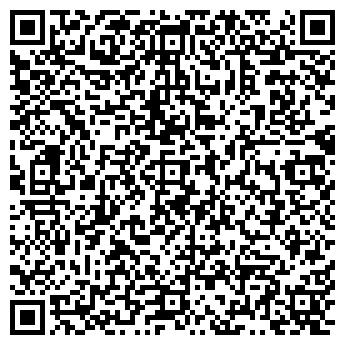 QR-код с контактной информацией организации АЙРОН ТРАКС, ООО