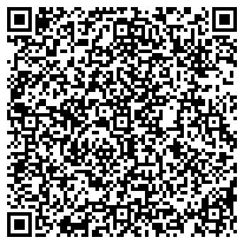 QR-код с контактной информацией организации НЕВА-АВТО 97, ЗАО