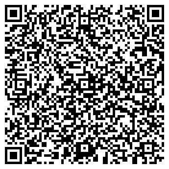 QR-код с контактной информацией организации АВТОКРУГ, ООО