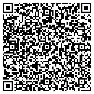 QR-код с контактной информацией организации ЗАПЧАСТИ