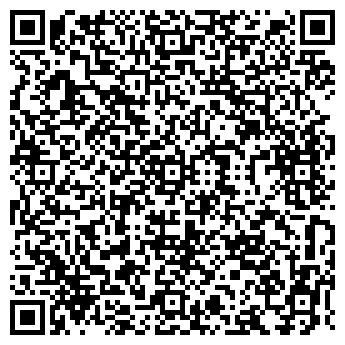 QR-код с контактной информацией организации ЛЕНД-РОВЕР КЛУБ