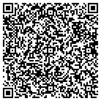 QR-код с контактной информацией организации УИМП ПРОЕКТ