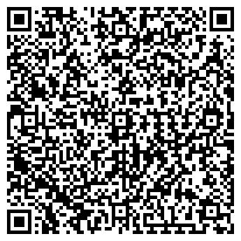 QR-код с контактной информацией организации ГАЗСЕРТ, АНО