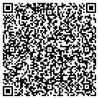 QR-код с контактной информацией организации ПЕТРО-АЭРО-БАНК КБ, ОАО