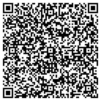QR-код с контактной информацией организации ЛЕНАГРОПРОМСНАБ, ЗАО