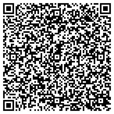 QR-код с контактной информацией организации ПЕДАГОГИЧЕСКИЙ КОЛЛЕДЖ ФИТНЕСА