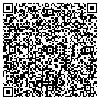 QR-код с контактной информацией организации GURU WAY
